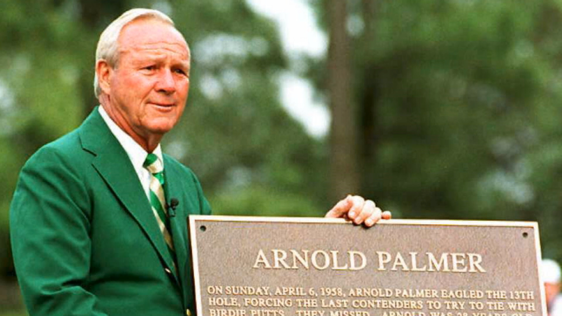 Arnold Palmer Pictures His Life In Photographs: In Memoriam: Arnold Palmer