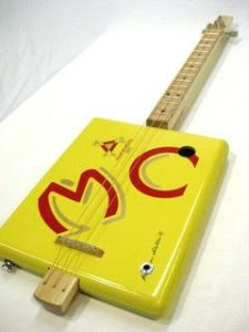 CBG Cigar Box Guitar