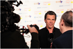 Josh Brolin hosted the 8th annual Big Game Big Give, presented by the Giving Back Fund and BBO Poker Tables