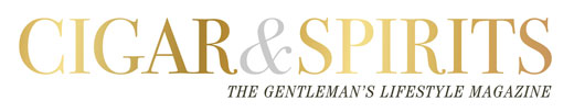 Cigar & Spirits – The Gentleman's Lifestyle Magazine Logo